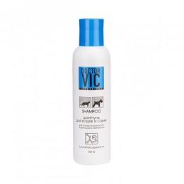 Doctor Vic Шампунь для кошек и собак с хлоргексидином 4% 150мл