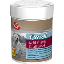8in1 Eur: Excel Multi Vitamin  для собак мелких пород 150мл 70таб