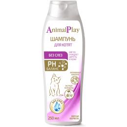 Animal Play Шампунь для котят Экстракт календулы 250мл