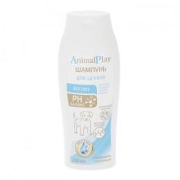 Animal Play-Шампунь для щенков Протеиновый 250мл
