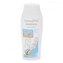 Animal Play Шампунь для собак протеиновый 250 мл