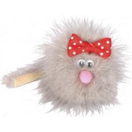Игрушка для кошек GoSi Дразнилка норка Микки