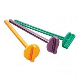 Дарэлл: игрушка для птиц Палочка пластиковая в клетку (RP5045)