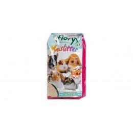 Fiory: кукурузный наполнитель для грызунов Дикие ягоды 5л