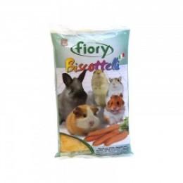 Fiory бисквиты для грызунов морковь 35г 02025
