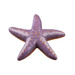 Декор для аквариума GloFish Морская звезда с Glo-ЭФФЕКТОМ 12,7*5,1*10,2см