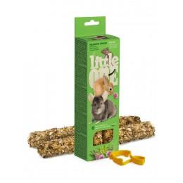 Little One: палочки для морских свинок, кроликов и шиншилл с луговыми травами