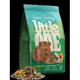 "Little One 0.750 ""Зеленая долина"" корм для морских свинок"