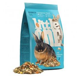 Little One  корм для взрослых кроликов 400гр