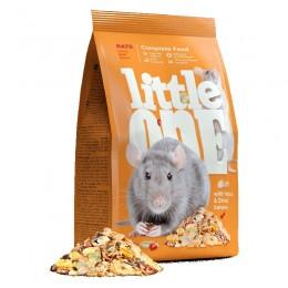 Little One  корм для крыс и мышей 400гр