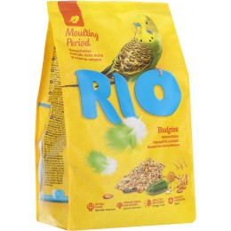 Rio: корм в период линьки для волнистых попугаев 500гр