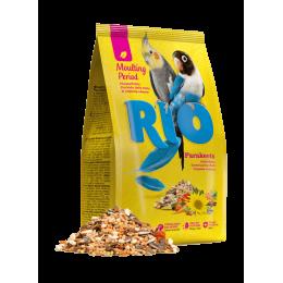 Rio корм в период линьки д/средних попугаев 500г