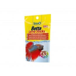 Tetra Betta Larva Sticks корм для тропических бойцовых рыбок (петушков) и других лабиринтовых рыб 5гр 259317