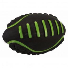 Trixie Игрушка для собак Мяч футбольный 11см латекс
