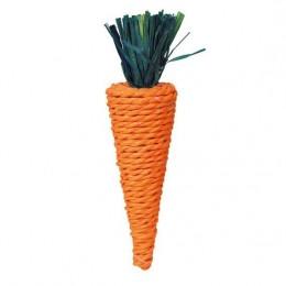 Trixie: игрушка для грызунов морковь, сизаль 6189 20см